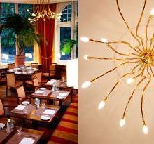Hotelfotografie des Restaurants des Hotels Oranien