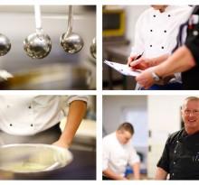 Koch und Küche Hotel Oranien