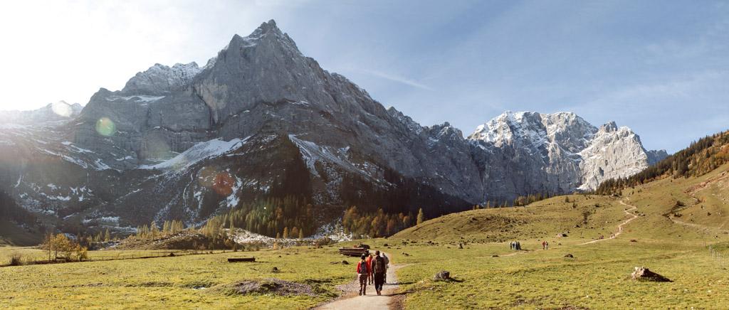 Gesichter der Alpen 2