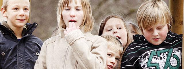 Wenn Kinderherzen hoeher schlagen…