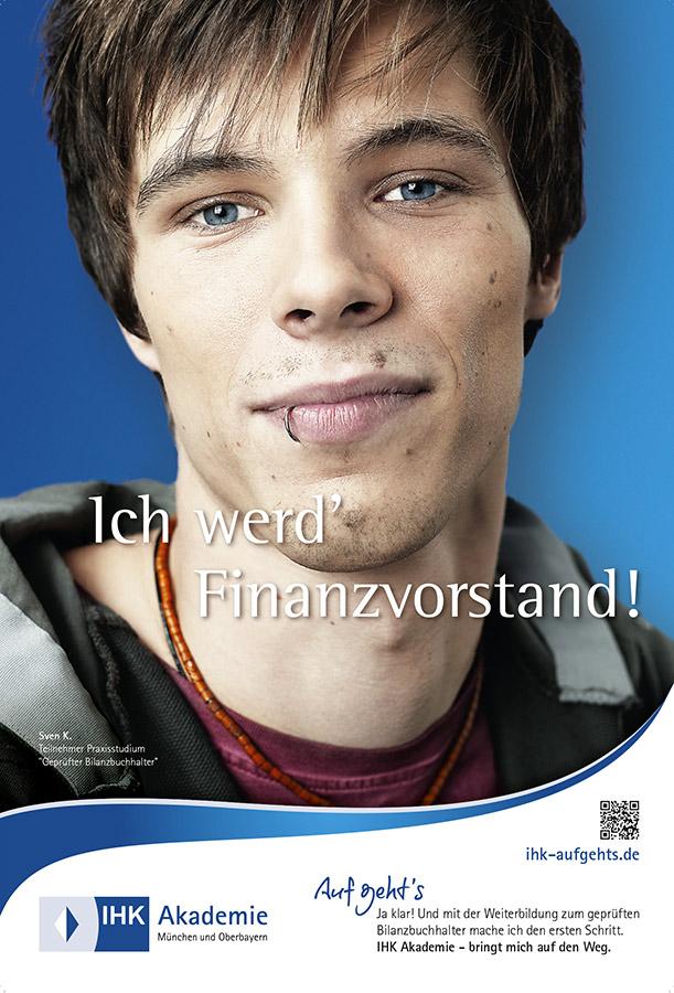Werbekampagne für IHK Bayern - Fotograf Christian Kasper