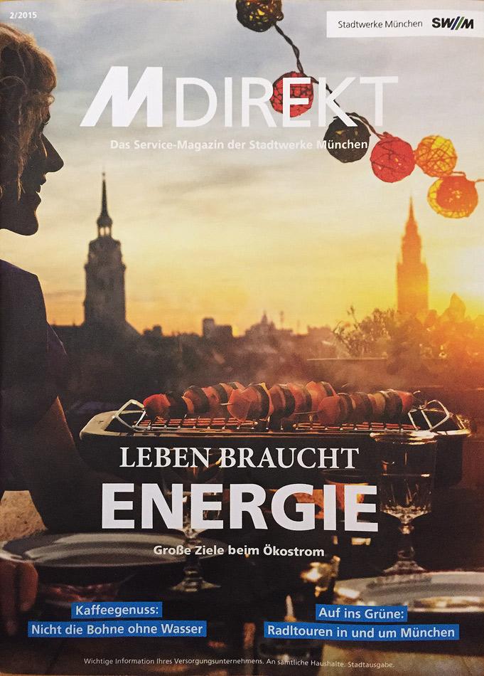 M-Direkt 2015/2 Kundenmagazin