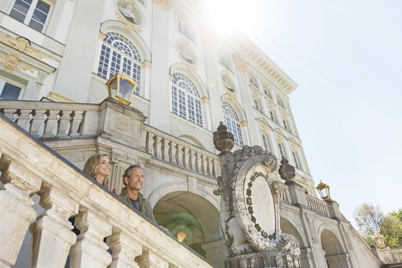 MÜNCHEN TOURISMUS – SCHLOSS NYMPHENBURG 1