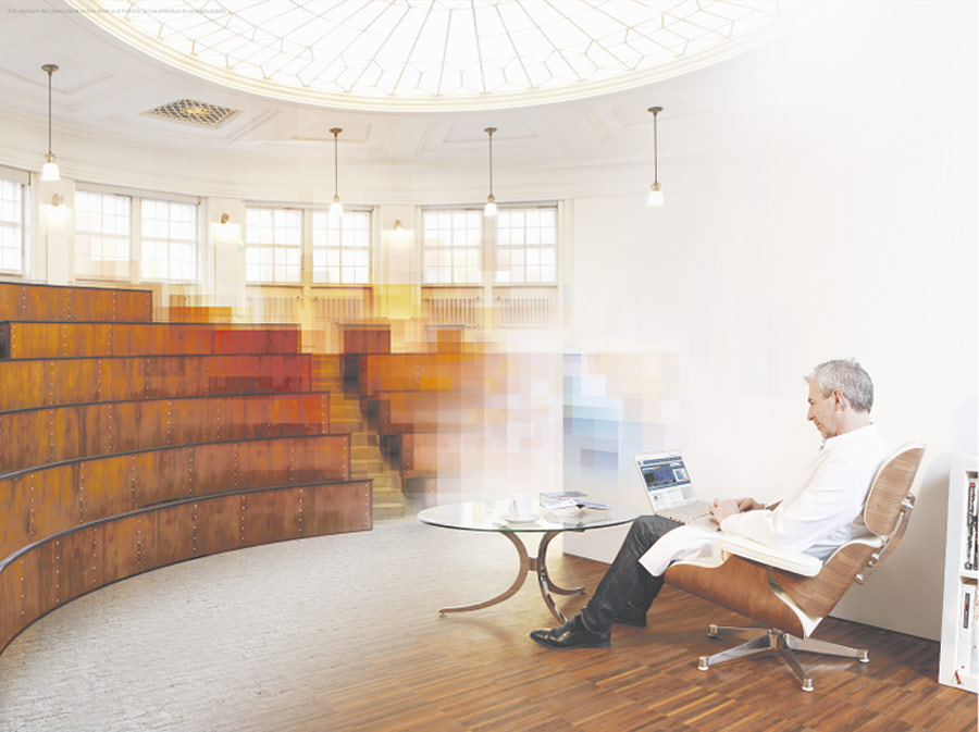 Springer Medizin kombiniert Traditionelles mit Modernem