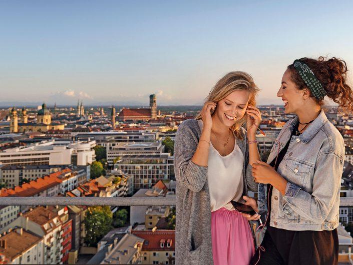 Werbekampagne Stadtwerke München 1