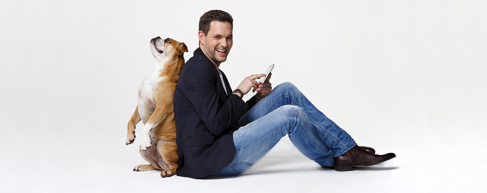 Matthias Killing und die Charakterhunde